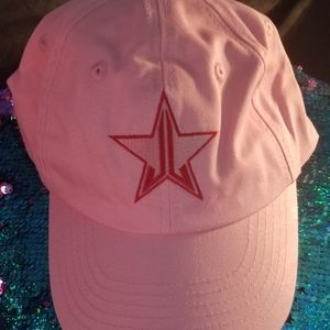 Jeffree Star valentine's exclusive dad hat